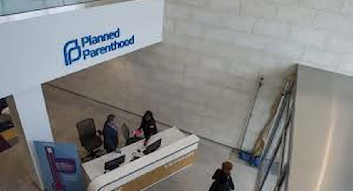 Planned Parenthood winning