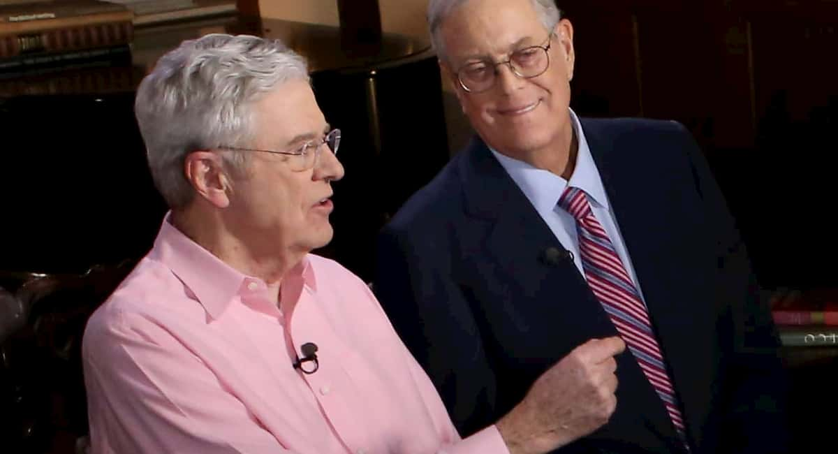 Floridians join Koch brothers