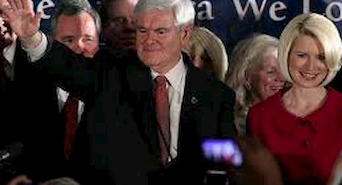 Gingrich winner