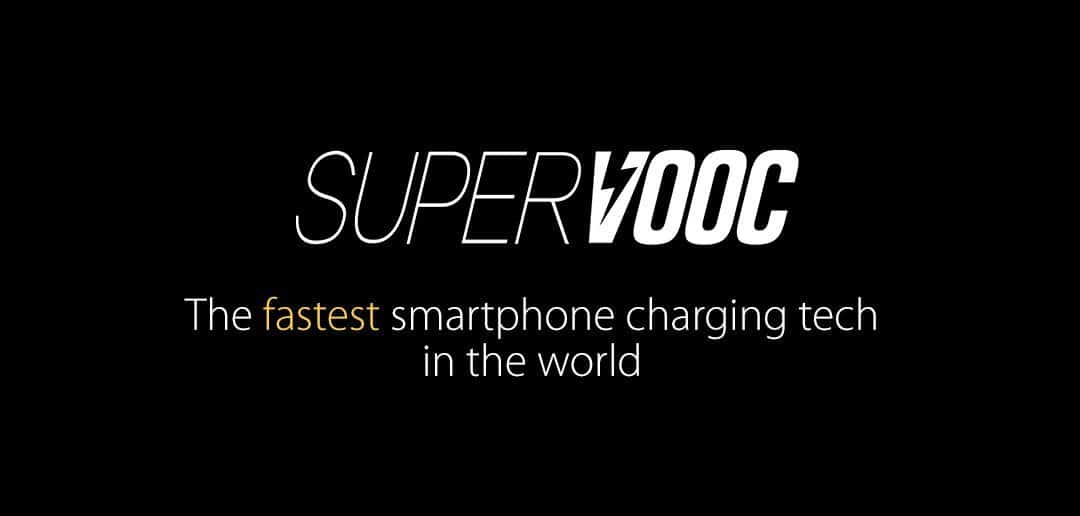 supervooc fast charge oppo  mwc