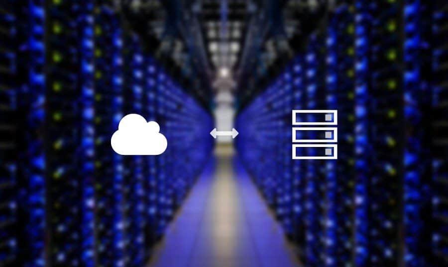 cloudvsserver