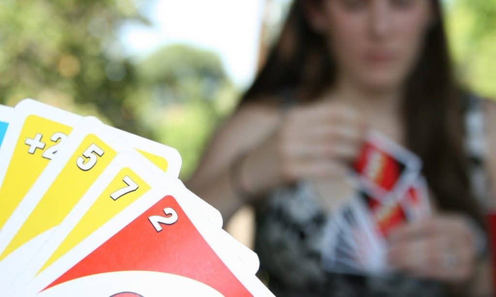 uno card games family fun