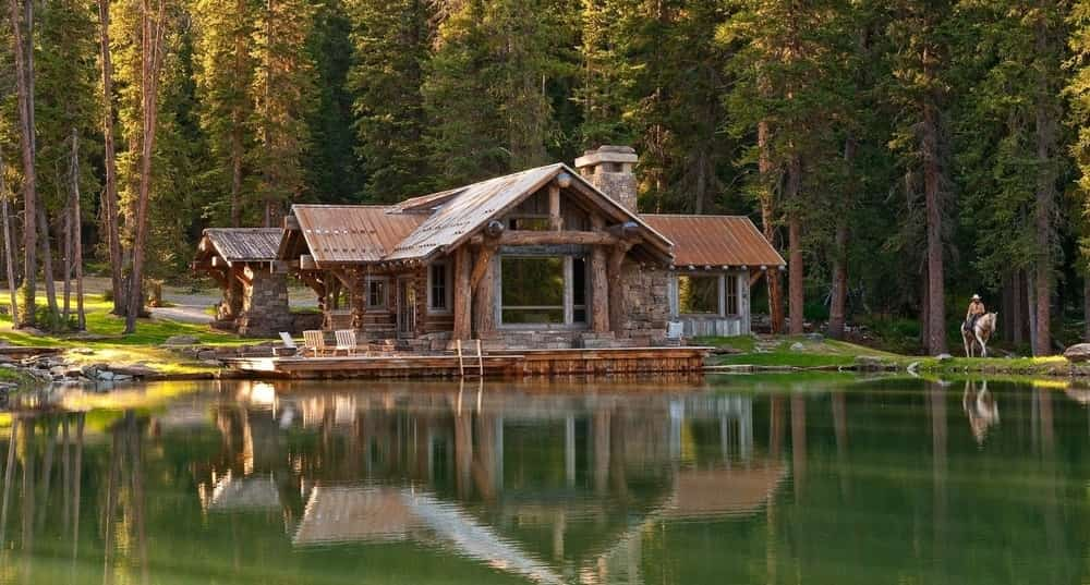 Rent a Cottage on the Lake