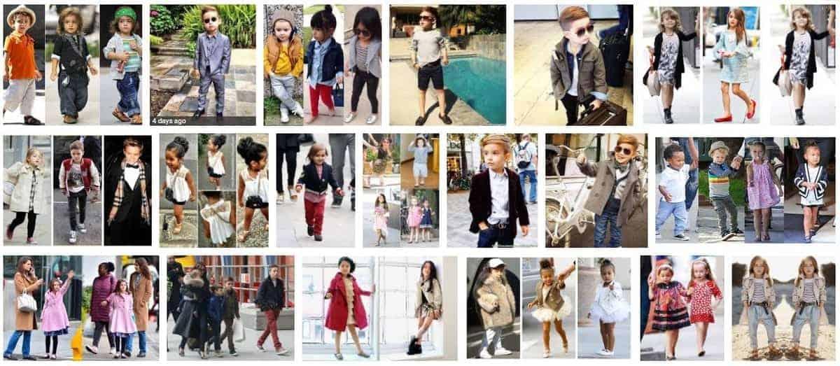 Best Dressed Celebrity Kids
