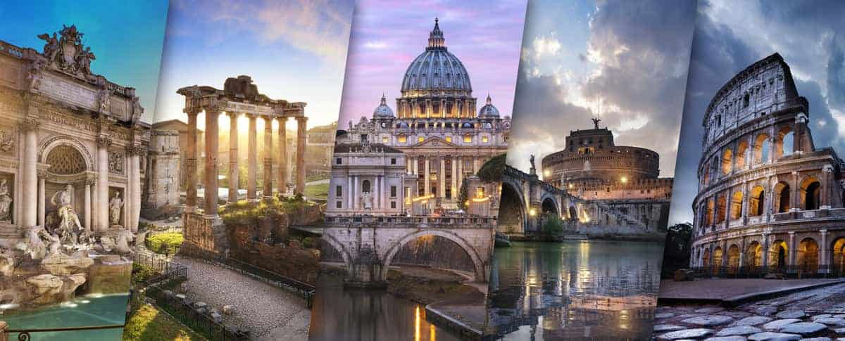 6 Must See Rome Attractions