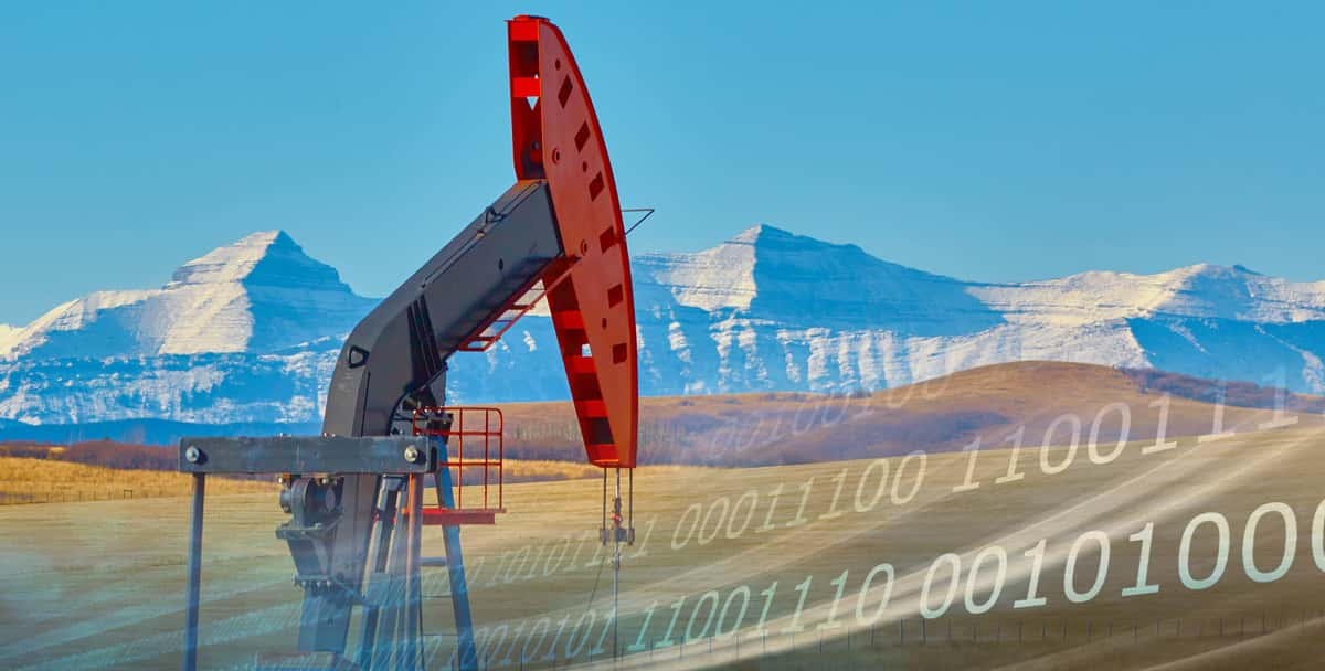 Digital Oil Field Technology