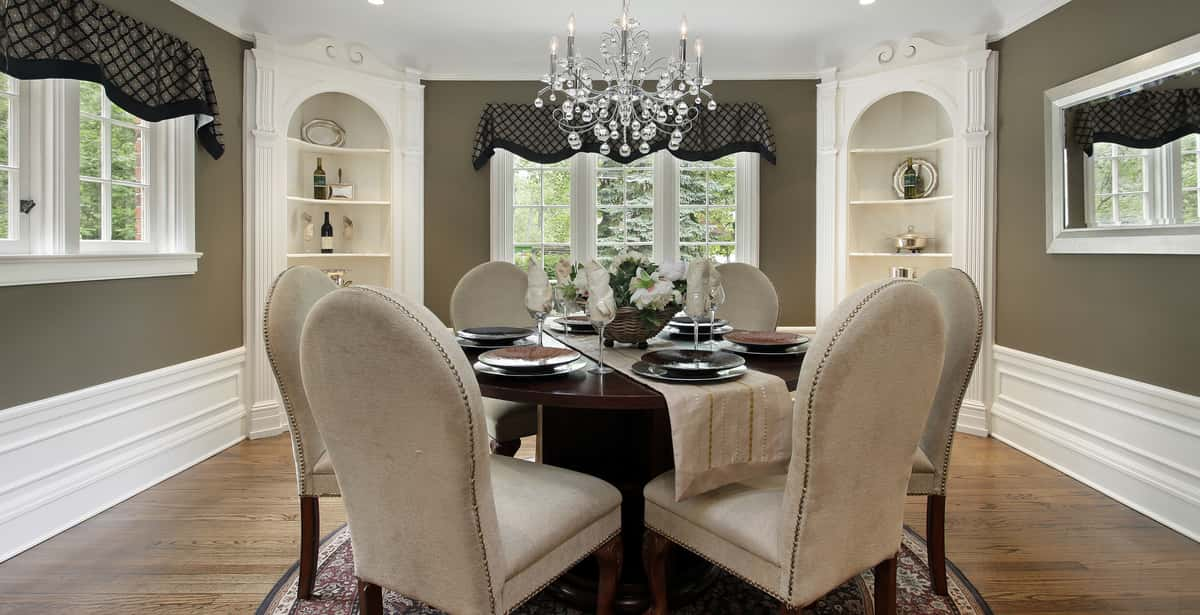 Ten Best Dining Room Decoration Ideas