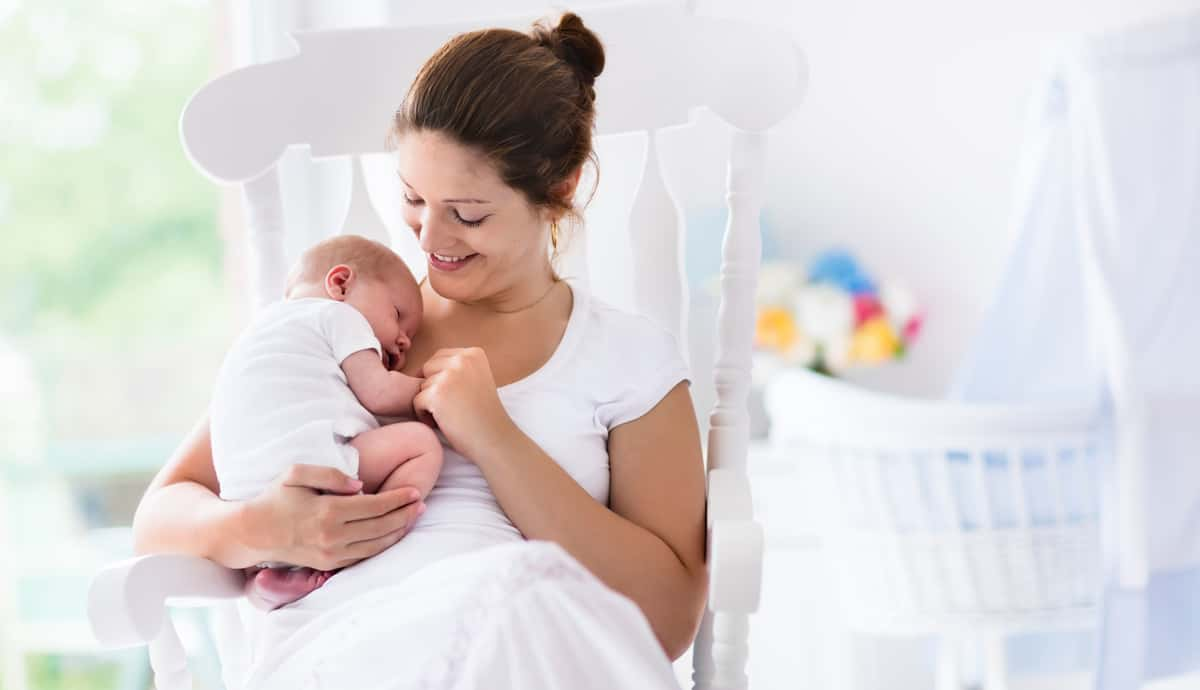 Breastfeeding after Implants