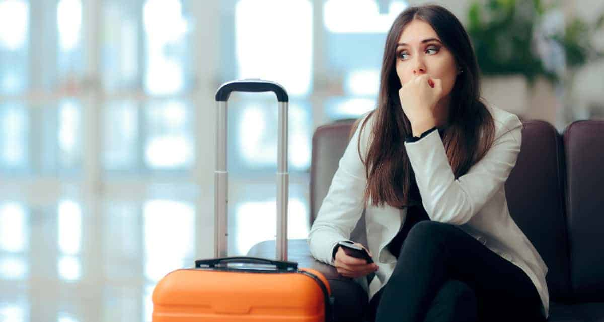 Don't Let Anxiety Ruin Your Trip How to Deal With Travel Anxiety