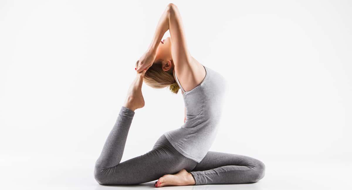 floor yoga poses