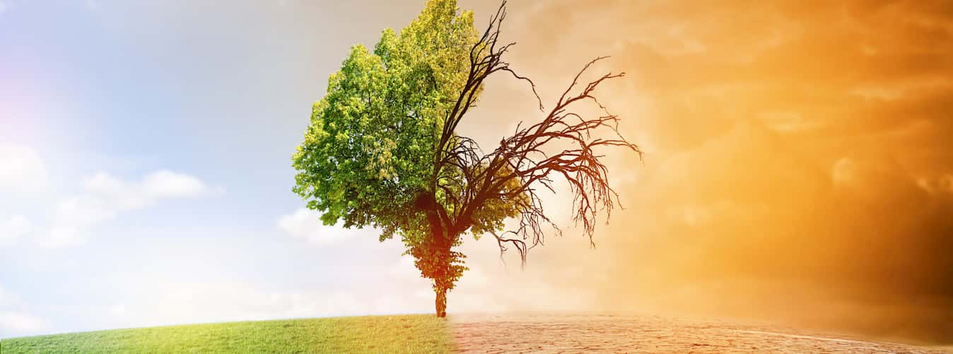 what is natural climate change