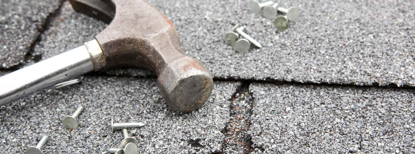 do it yourself roof repairs