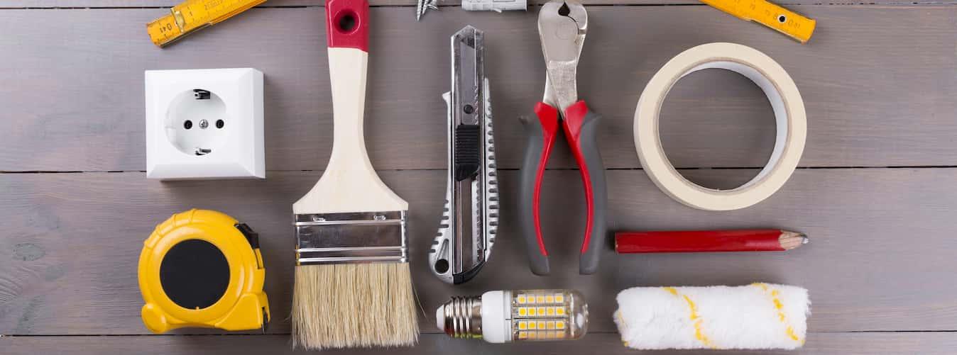 home improvement checklist
