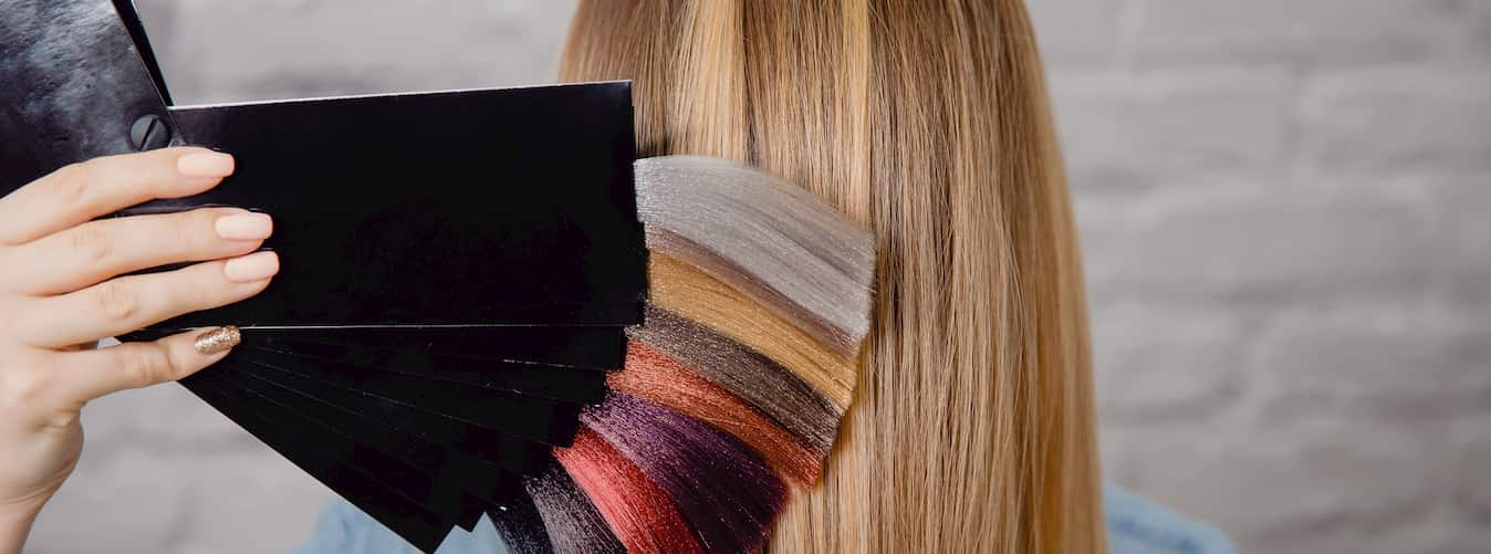 how to pick a hair color