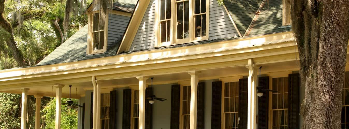 plantation windows