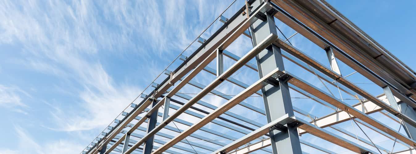 steel building materials