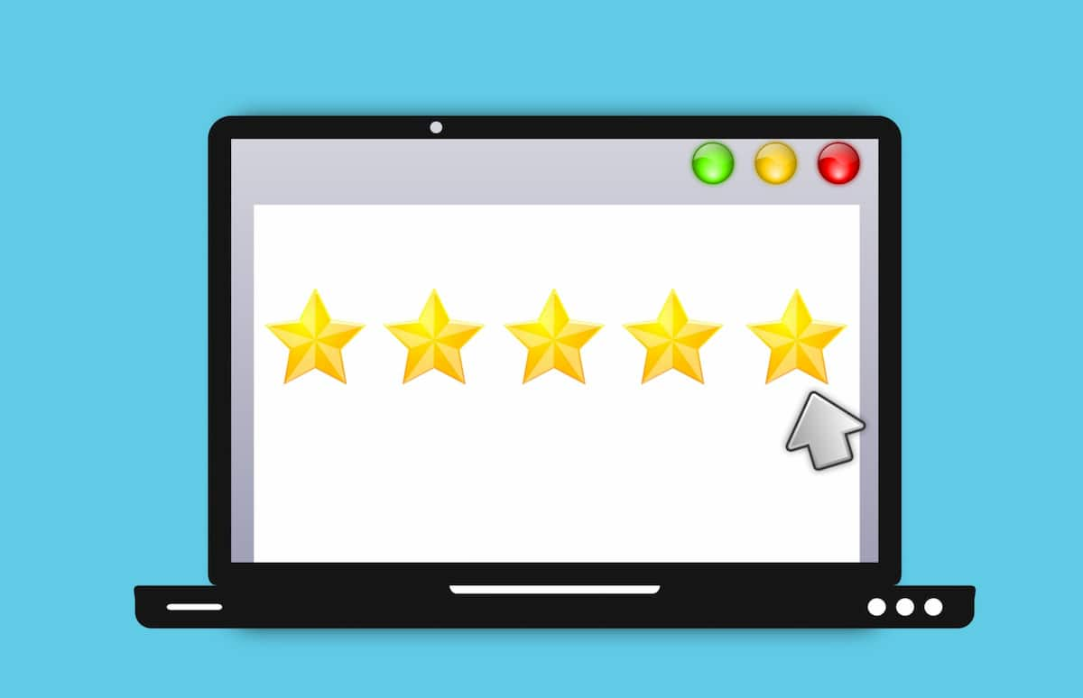 online company reviews