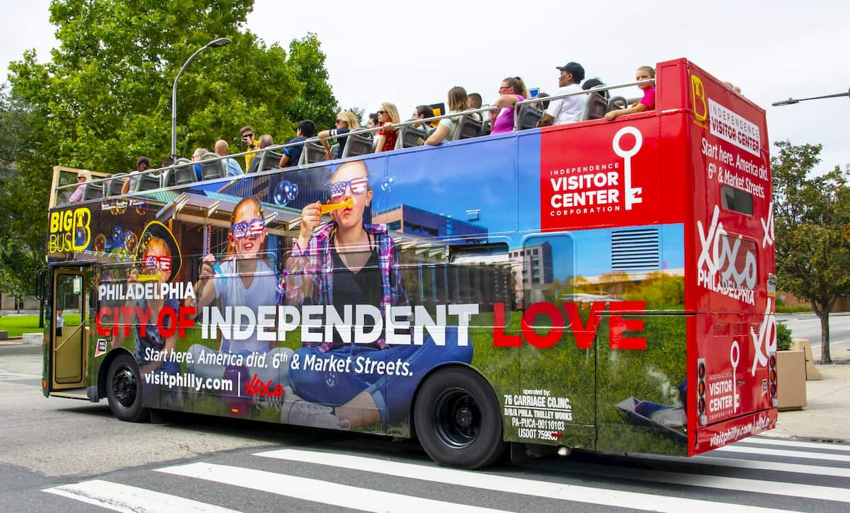 US bus tours