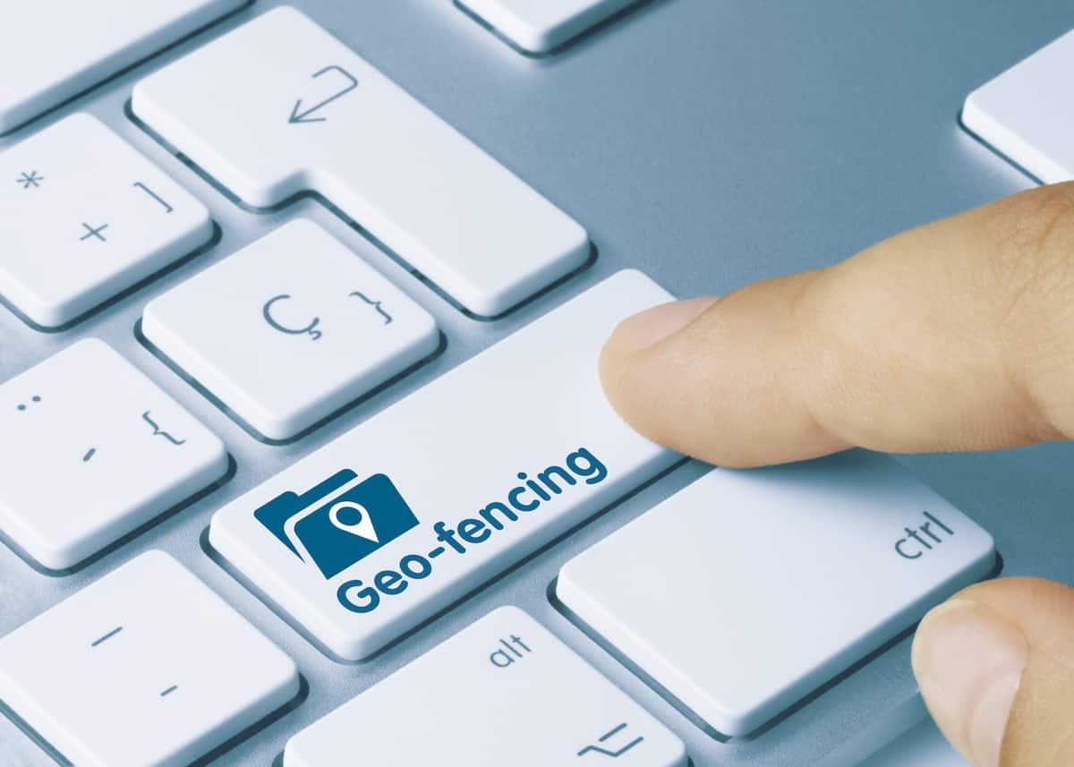facebook geofencing