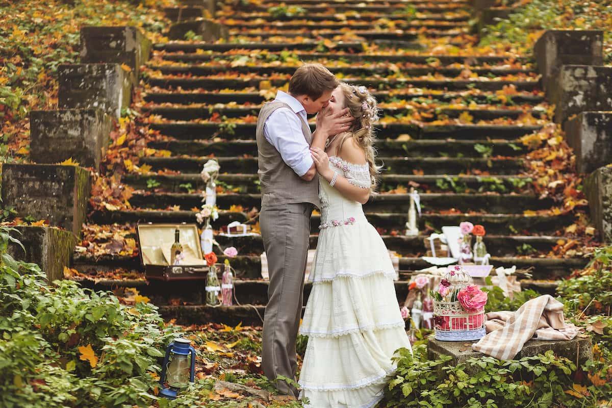 types of weddings