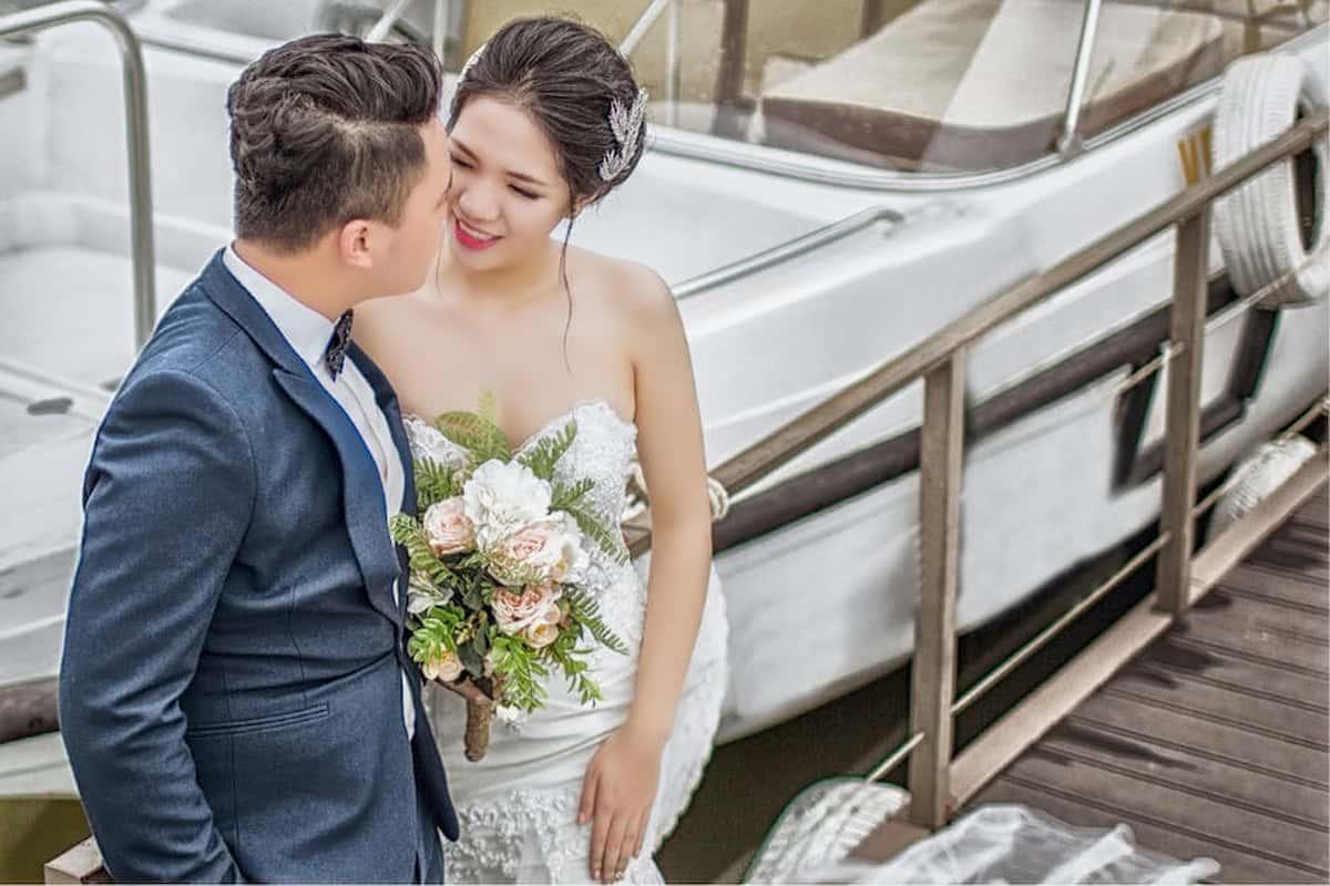 wedding boat rental