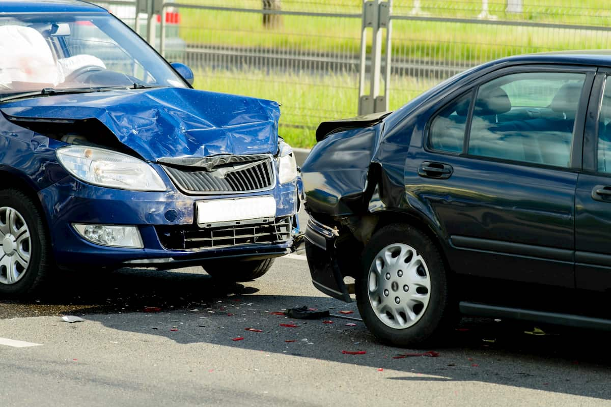 Company Vehicle Accident Policy