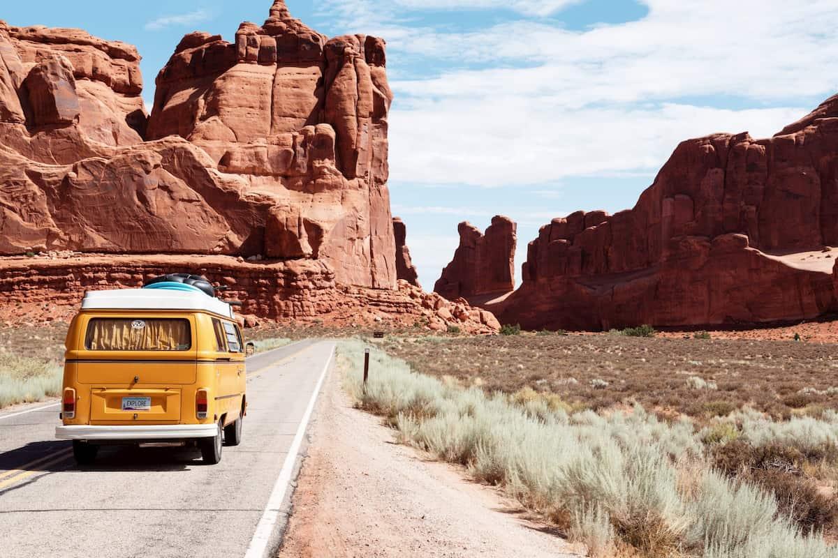 camping trip destinations