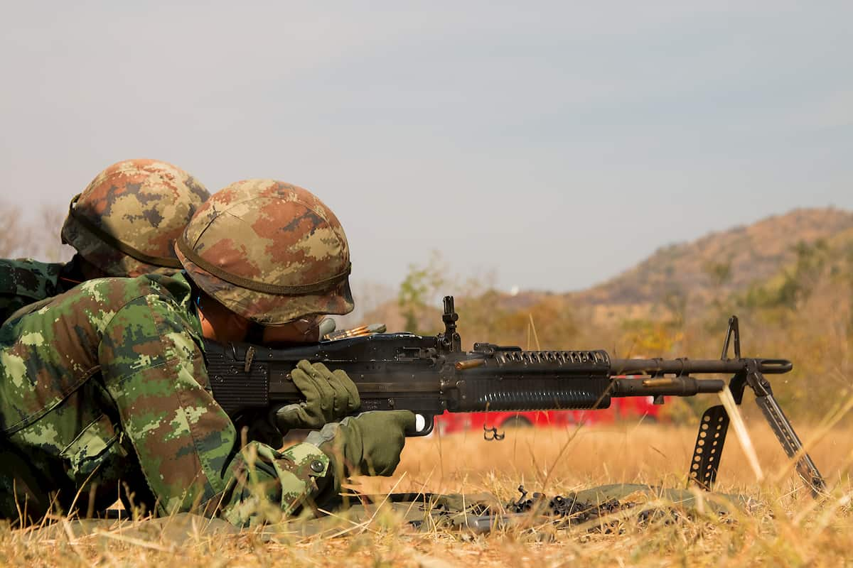 COVID-19 boosted the sales of firearms