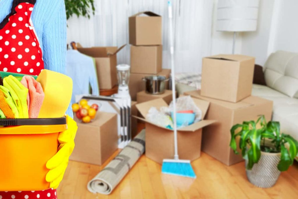 Ultimate Moving-Out Checklist