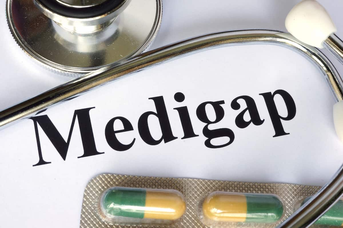 average cost of medicare supplement