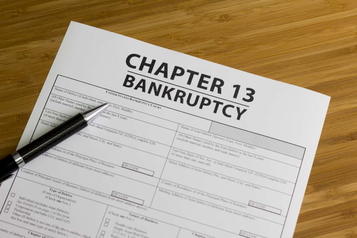 bankruptcy advice