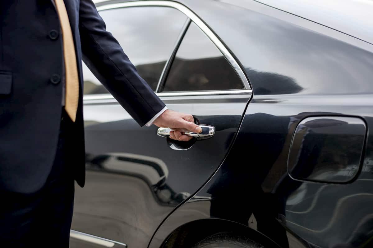 chauffeur car service