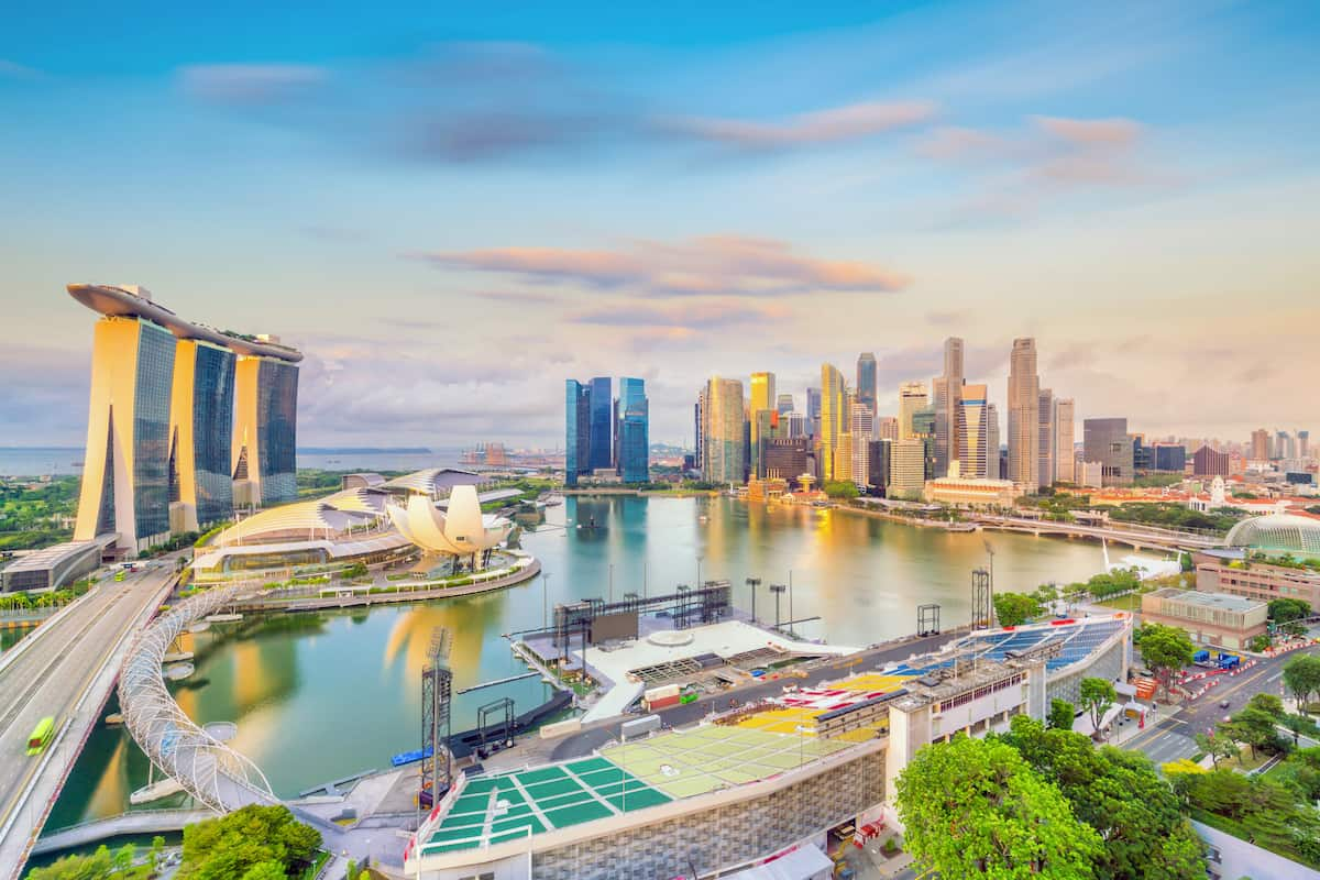 fun things to do in Singapore