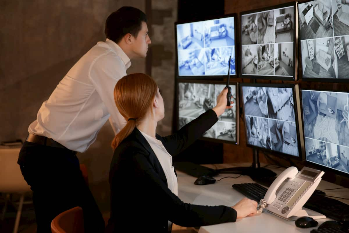 integrated security systems