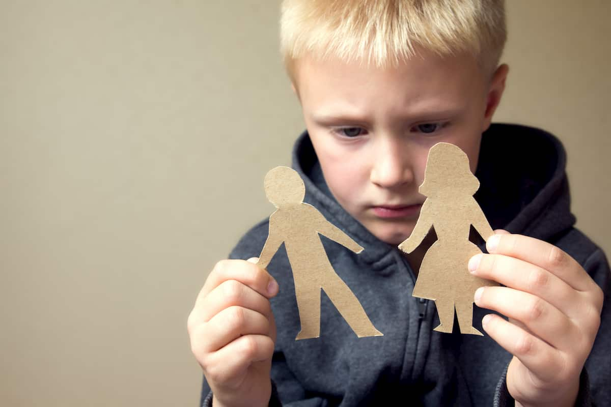 joint custody vs. shared custody