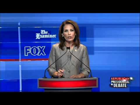Abortion politics crop up in GOP presidential debate