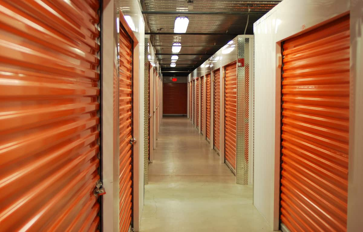 Investing in storage units