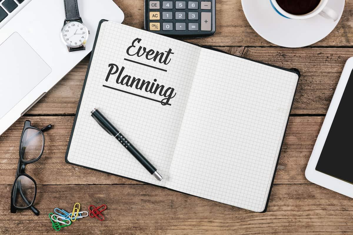event planning ideas
