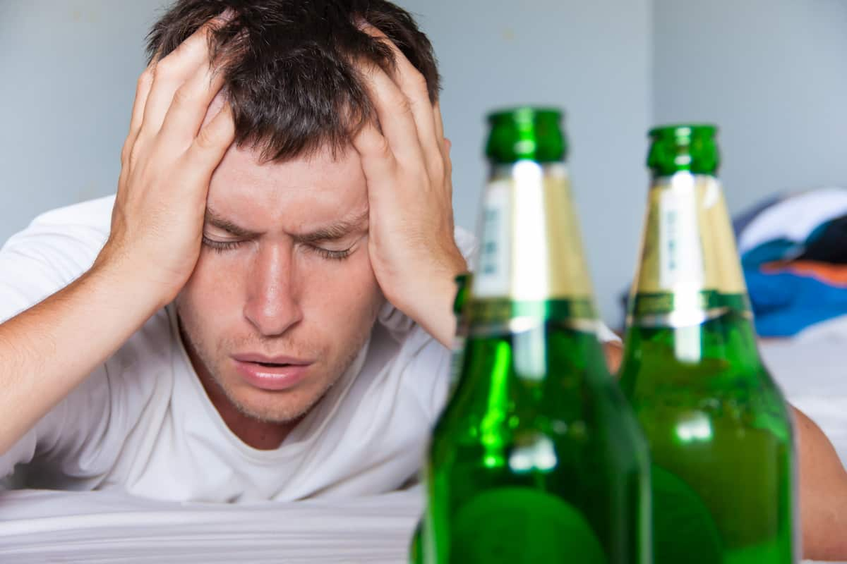 signs you have a drinking problem