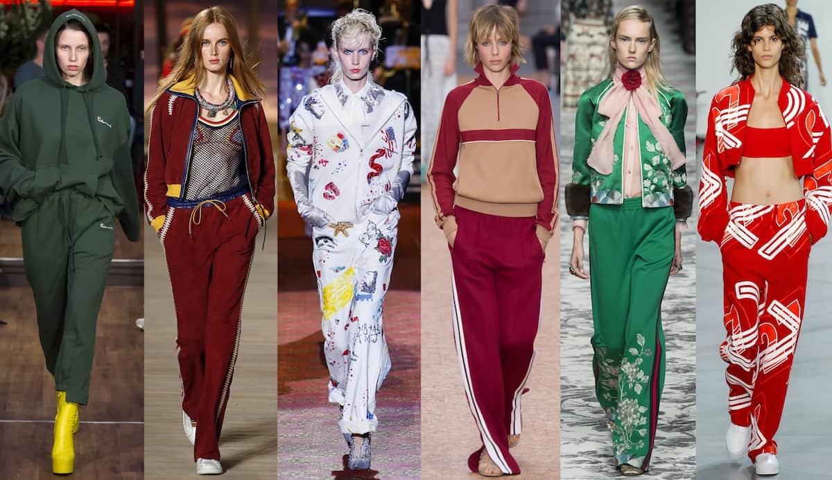 How sportswear became high fashion