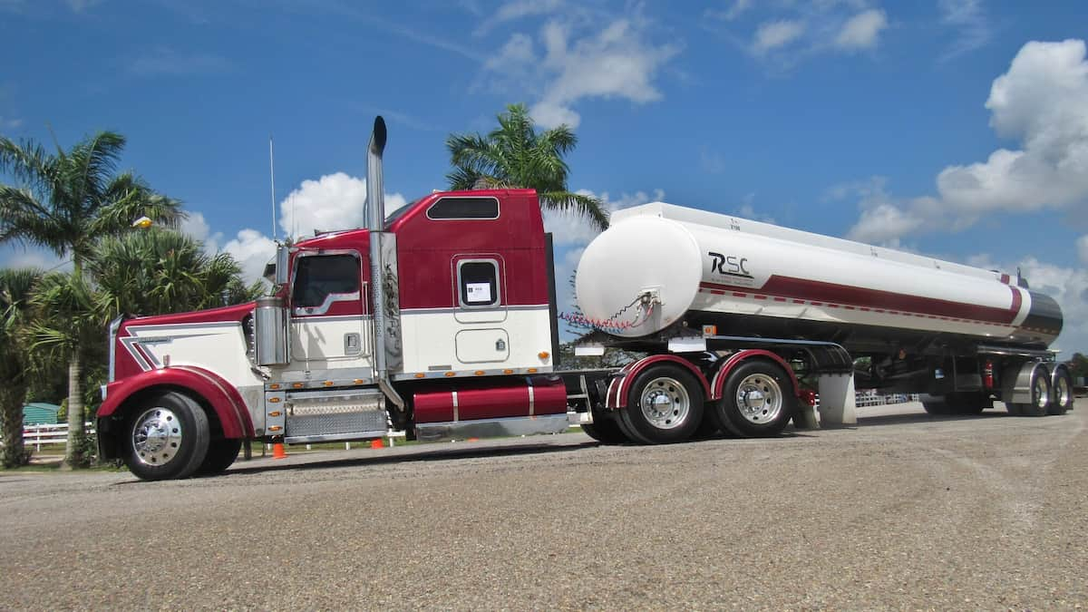 Tanker Truck Accidents
