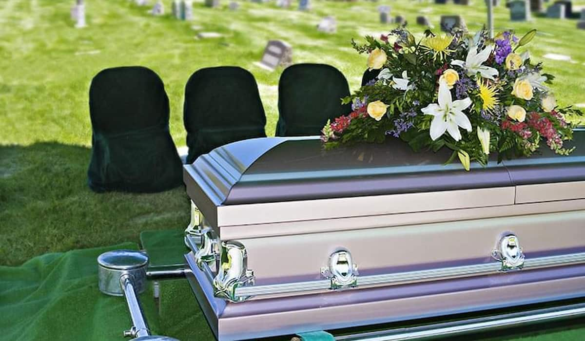 planning a funeral