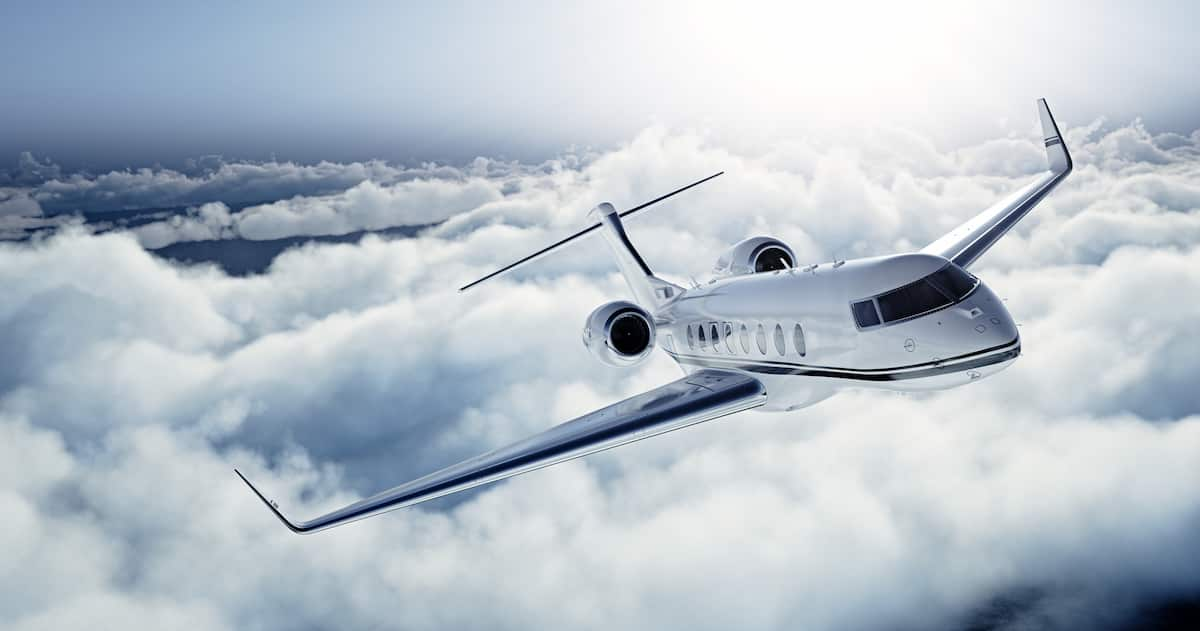buy a private jet