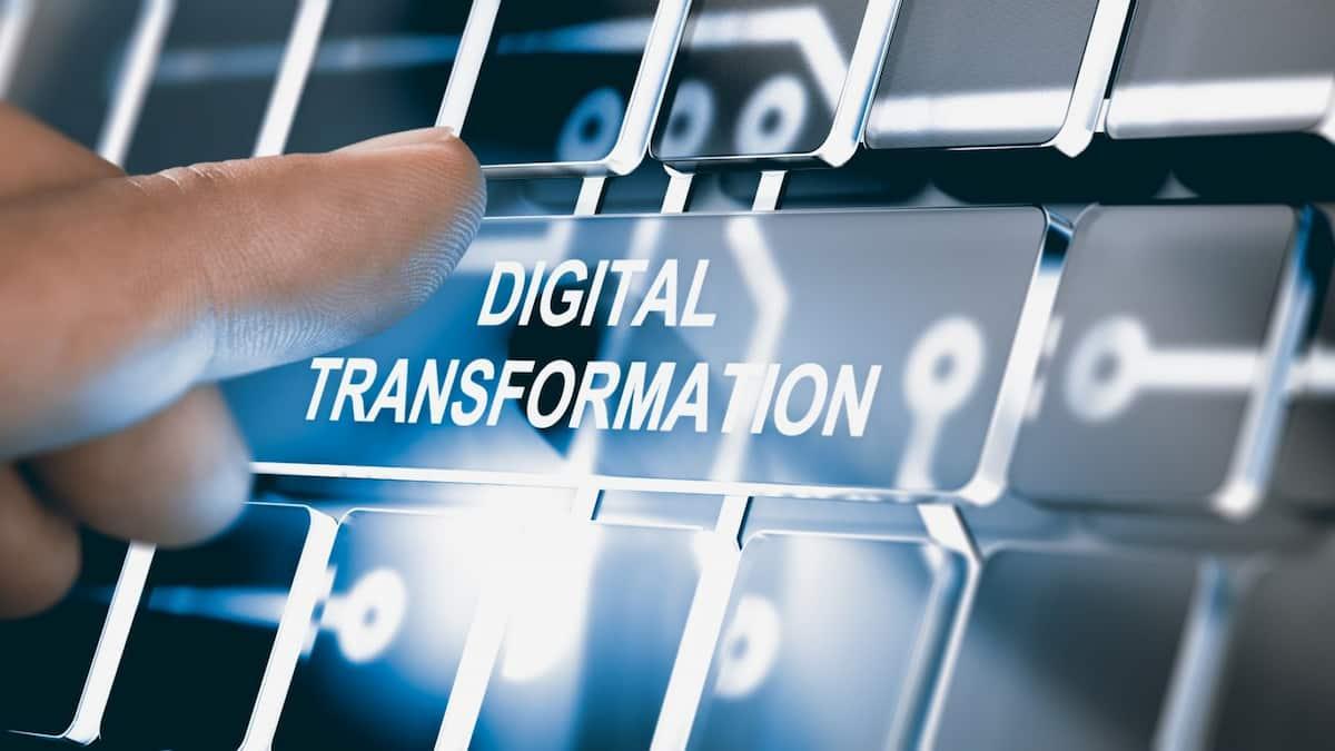 Digital Company Transformation