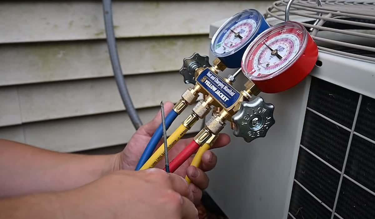 DIY Air Conditioner Repair