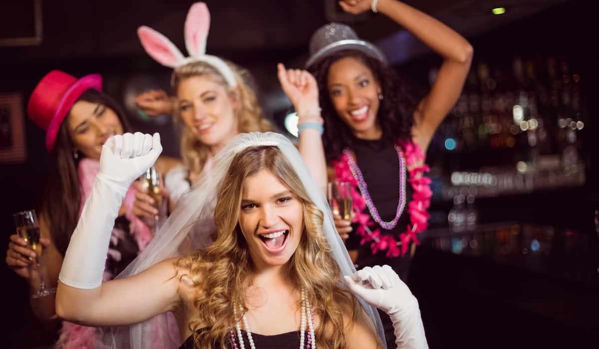 destination bachelorette party