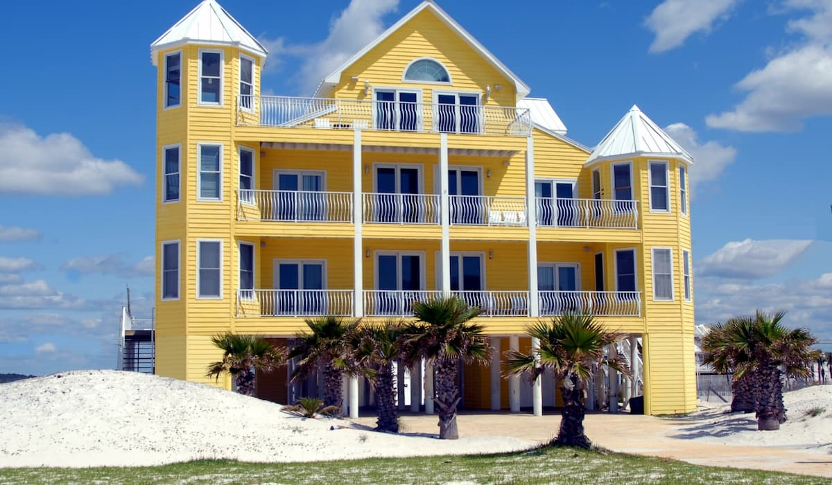 vacation house rentals