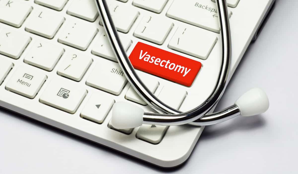 vasectomy procedure