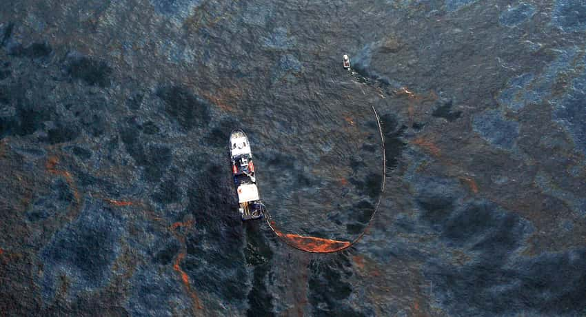 oil spill claims