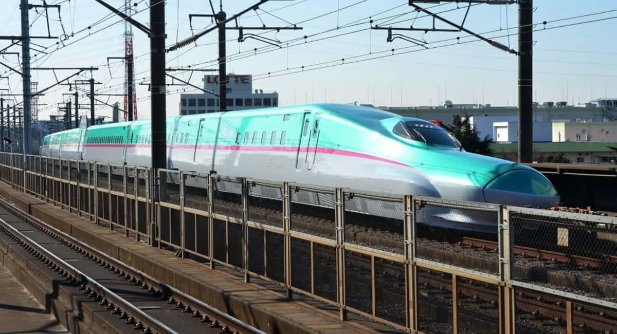 high speedrail